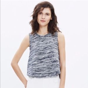 Madewell Marty Space-dyed Tank Top E14